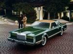 Lincoln Continental Mark V Givenchy Edition 1977 года
