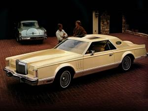 Lincoln Continental Mark V 1977 года