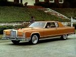 Lincoln Continental Town Coupe 1977 года