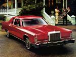 Lincoln Continental Coupe 1978 года