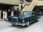 Lincoln Continental Town Car 1978 года