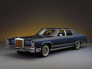 Lincoln Continental Collector's Series 1979 года