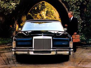 Lincoln Continental Town Car 1979 года