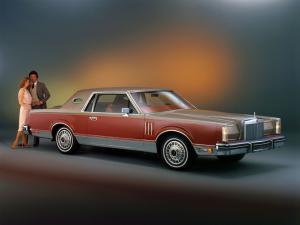 Lincoln Continental Mark VI Givenchy Edition Coupe 1980 года