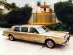 Lincoln Continental Mark VI Limousine by Bradford Coachworks 1980 года