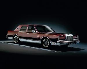 1980 Lincoln Continental Mark VI Sedan