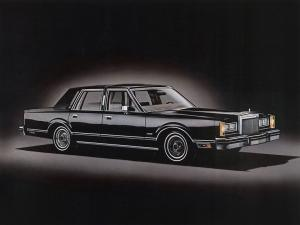 1980 Lincoln Continental Town Car