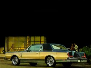 Lincoln Continental Mark VI Bill Blass Edition Coupe 1981 года
