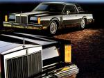 Lincoln Continental Mark VI Givenchy Edition Coupe 1982 года