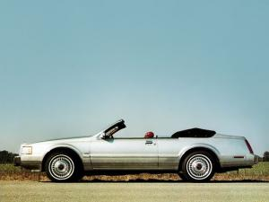 Lincoln Mark VII Convertible by Coach Builders Limited 1984 года