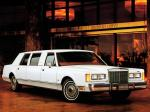 Lincoln Town Car Limousine 1985 года