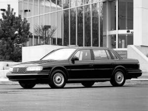 Lincoln Continental 1988 года