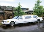 Lincoln Town Car 85 J Limousine by Federal Coach 1991 года
