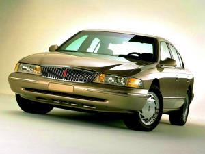 Lincoln Continental 1995 года