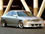 Lincoln LS Concept 1999 года