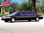 Lincoln Town Car Premier Limousine by Miller-Meteor 2000 года