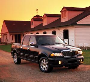 2001 Lincoln Blackwood