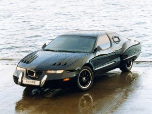 Lincoln Mark VIII Batmobile by SvArt 2001 года