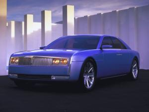 Lincoln Continental Concept 2002 года