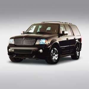 Lincoln Navigator K Concept 2003 года