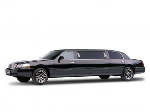 Lincoln Town Car 120V Limousine by Krystal