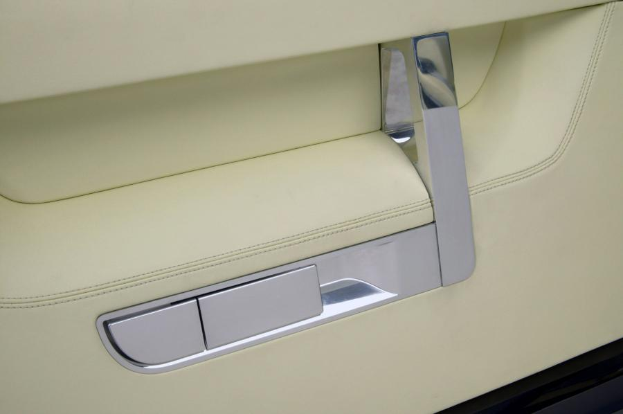Lincoln Mark X Concept 2004 Vercity