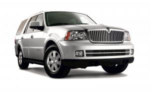 Lincoln Navigator Ultimate 2006 года
