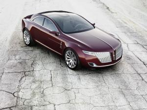 Lincoln MKR Concept 2007 года