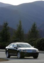 Lincoln MKZ 2007 года