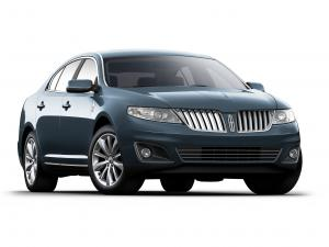 Lincoln MKS 2008 года