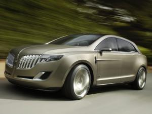 Lincoln MKT Concept 2008 года