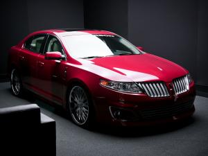 2009 Lincoln MKS by 3D Carbon