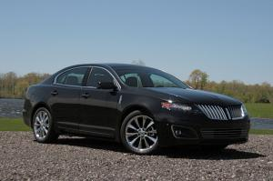 Lincoln MKS EcoBoost 2010 года