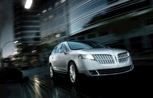 Lincoln MKT 2011 года