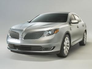 Lincoln MKS 2012 года