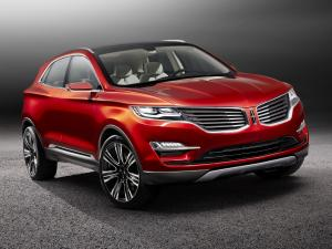 Lincoln MKC Black Label Concept 2013 года