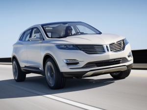 Lincoln MKC Concept 2013 года
