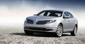 Lincoln MKS 2013 года