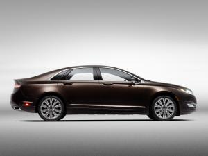 2013 Lincoln MKZ Black Label Indulgence Concept