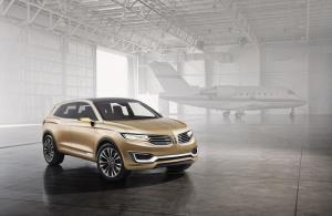 Lincoln MKX Concept 2014 года