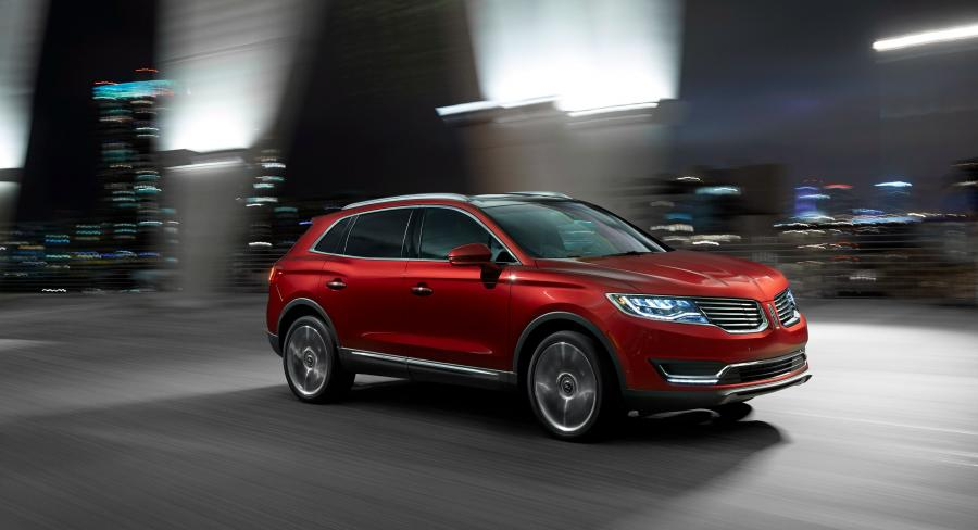 Lincoln MKX '2015
