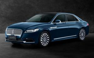 Lincoln Continental 3.0T AWD Presidential 2016 года (CN)