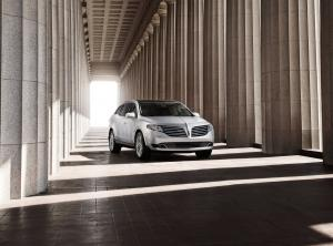 Lincoln MKT 2016 года