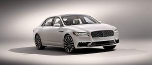 Lincoln Continental Black Label 2017 года