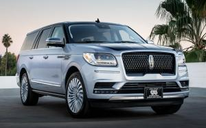 Lincoln Navigator Black Label by Galpin Auto Sports for Jay Leno 2018 года