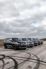Lincoln Navigator HPE600 by Hennessey 2018 года