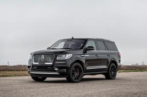 2018 Lincoln Navigator HPE600 by Hennessey