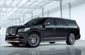 Lincoln Navigator by Hennessey 2018 года