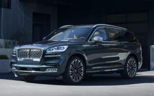 Lincoln Aviator Black Label 2019 года