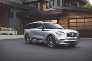 2019 Lincoln Aviator Grand Touring